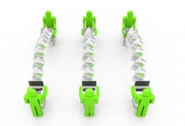 Persistent Jive-s for enterprise collaboration