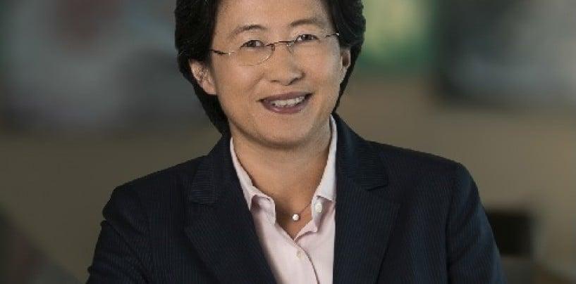 Rory Read makes way for Dr. Lisa Su at AMD