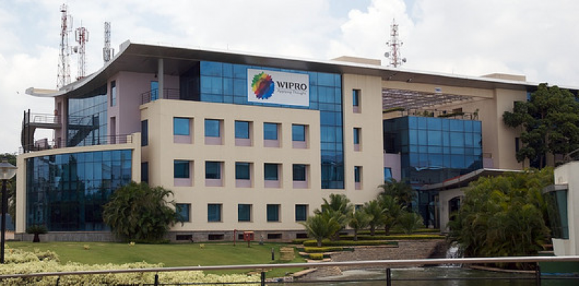 Wipro reports 8pc increase in Q2 profits