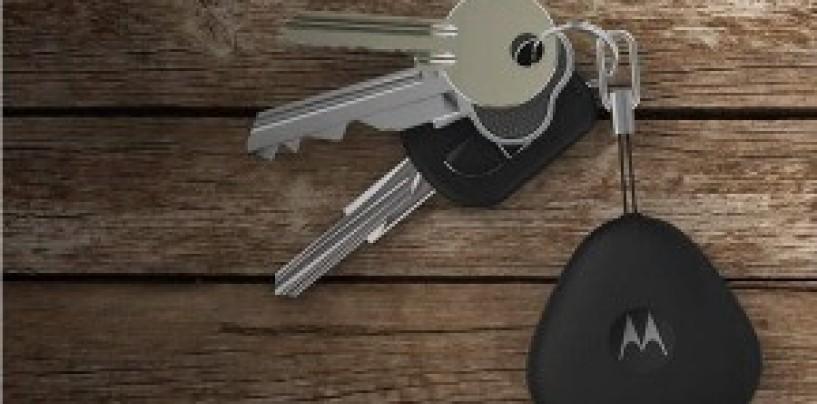 Motorola Keylink lets you track your smartphone