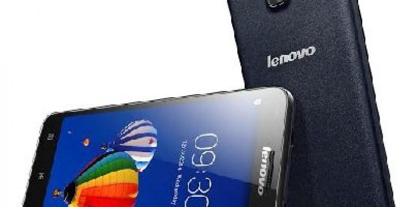 Lenovo brings Dual SIM S580 smartphone at Rs. 8,999