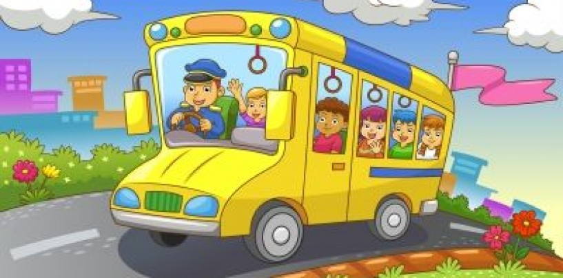Keep a watch on your kid's safety in school bus