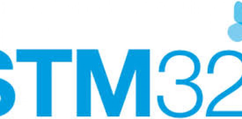 STM32 MCU powers intuitive August smart lock system