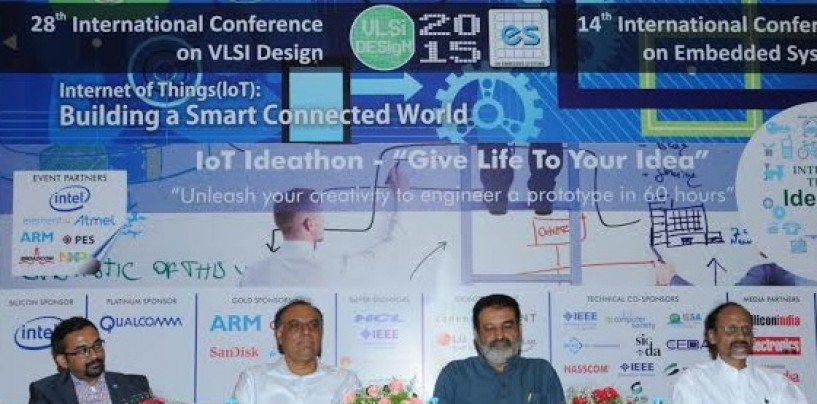 First IoT-Ideathon kicks off in Bangalore