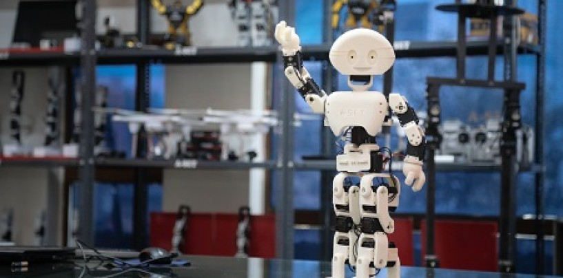 India gets its first 3D printed humanoid robot at Rs. 1.5 lakh