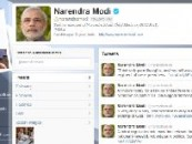 Modi crosses 10 million mark on Twitter
