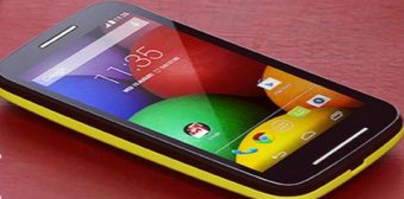 Motorola brings exchange offers; slashes Moto E price