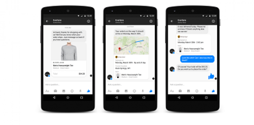 FB now lets developers create apps and integrate with messenger