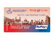 IRCTC launches RuPay prepaid cards
