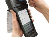 Now a rugged Android device with integrated printer