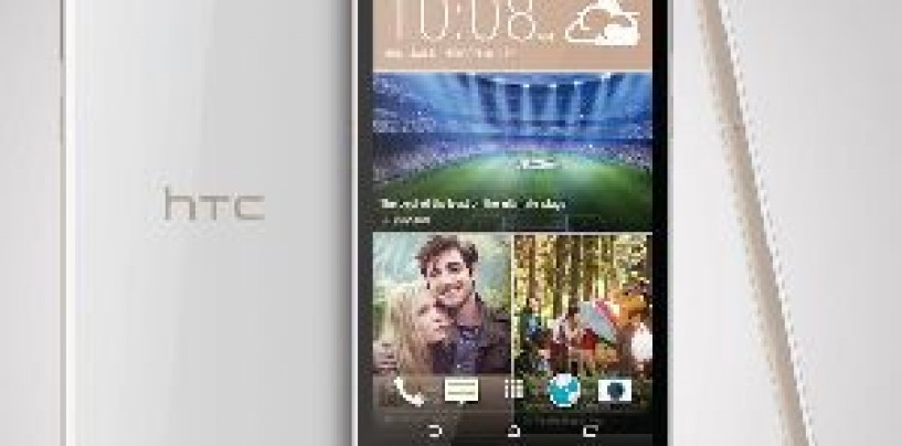 HTC Desire 826 launched at Rs. 25,990