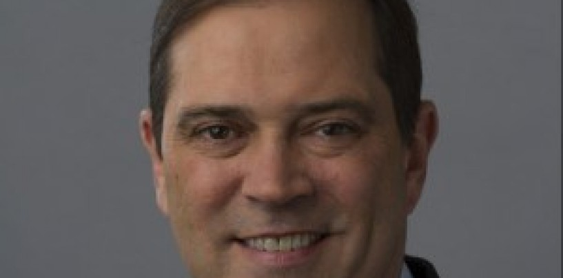 Cisco veteran Chuck Robbins is its new CEO
