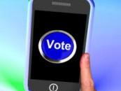 Voting fever grips FB, Twitter