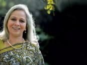 It's a woman CFO for Tata Communications