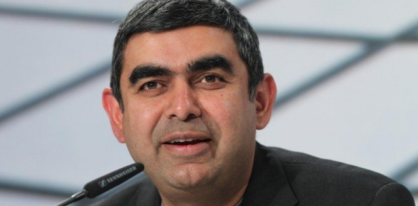 Vishal Sikka: All's well on people front at Infosys