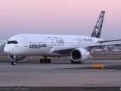 Airbus had 3D printed parts for A350 XWB aircraft