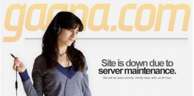 Music streaming site Gaana gets hacked