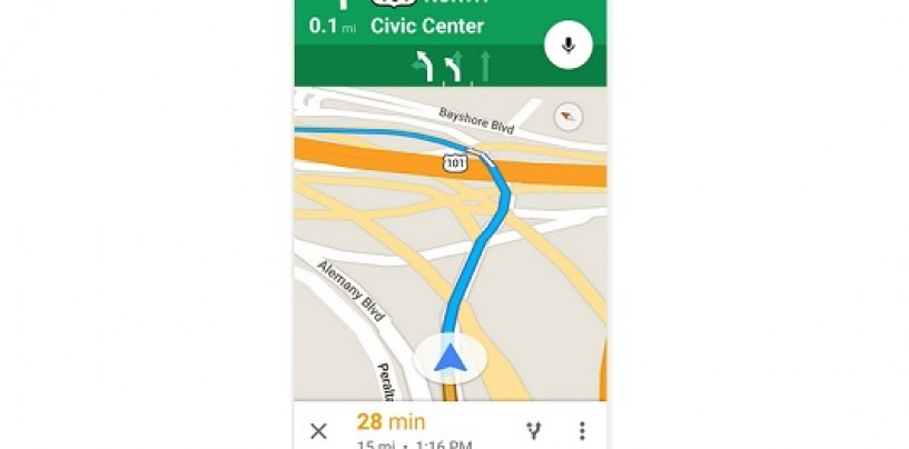 Offline feature is now live in Google Maps for India