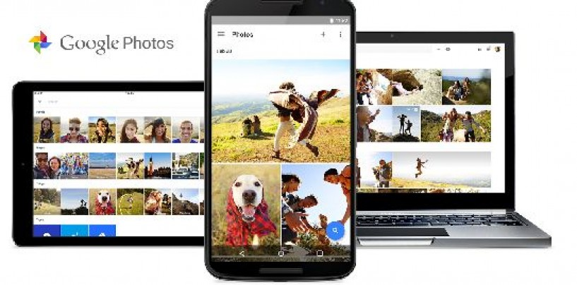 A new home for all your pics: Google Photos