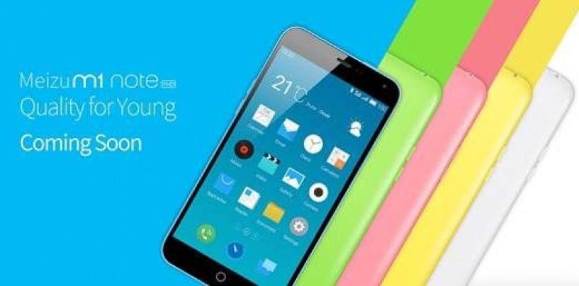 Meizu m1 note to start selling via Amazon today