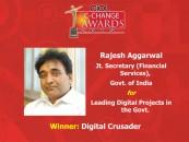 Tech-savvy Rajesh Aggarwal aims to bridge government-citizens gap via technology