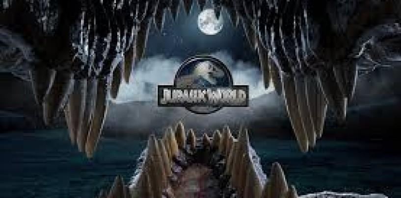 Strontium commits Universal Studio's Jurassic World to memory