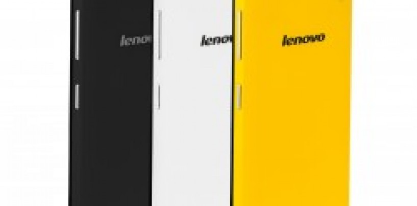 Lenovo's LTE suported K3 Note now in India at Rs. 9,999
