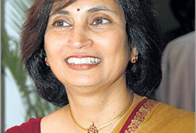 Padmasree Warrior in race for Twitter CEO post