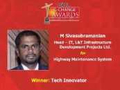 This tech monitors Indian highways innovatively