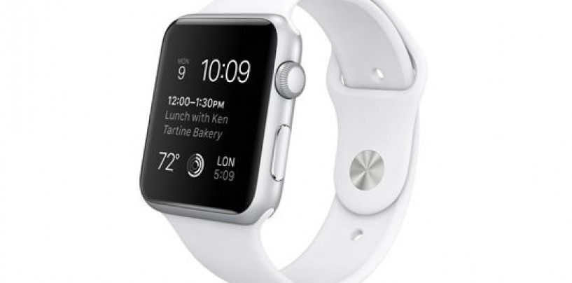 For Rs 30,900, the Apple Watch `enters' India