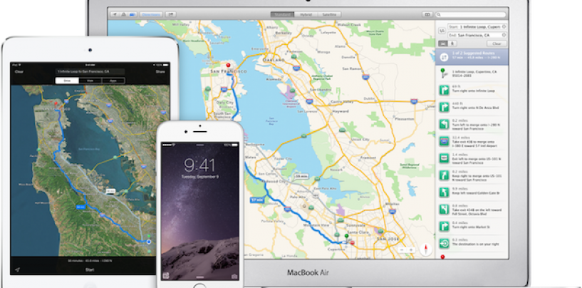 Apple scouting for Maps JavaScript engineers