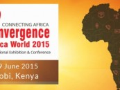 Convergence Africa World 2015 from 17 – 19 June 2015