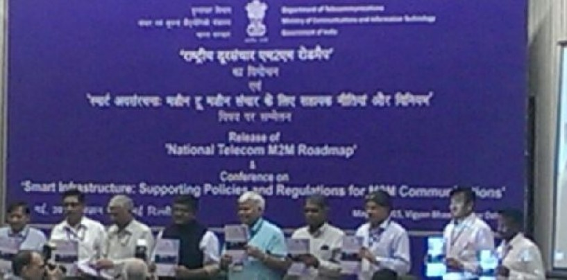 Govt. of India creates guildelines for M2M communications