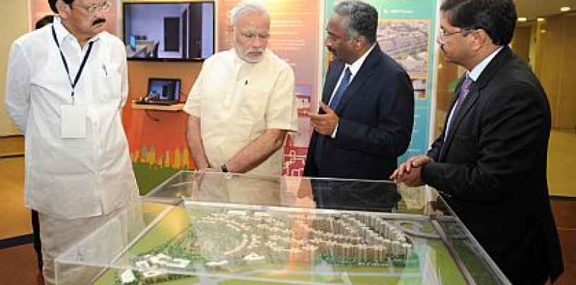 A look at PM Modi's idea of a smart city