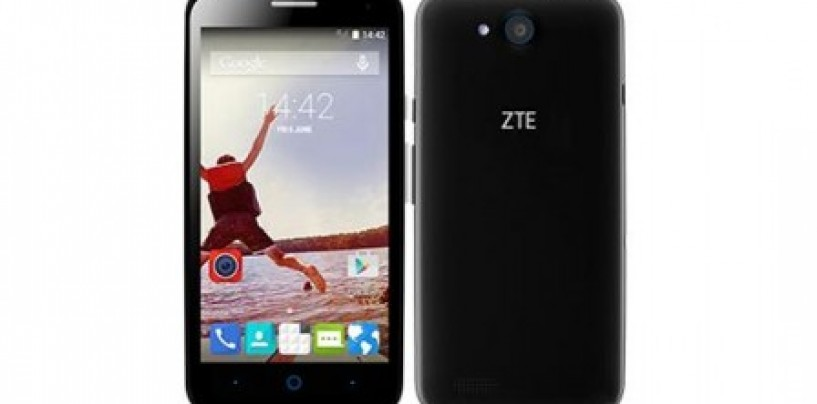 ZTE to bring Blade Qlux 4G phone in India at Rs. 4999