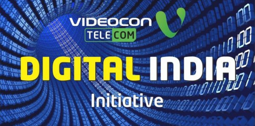 Videocon Telecom encourages its subscribers to use data