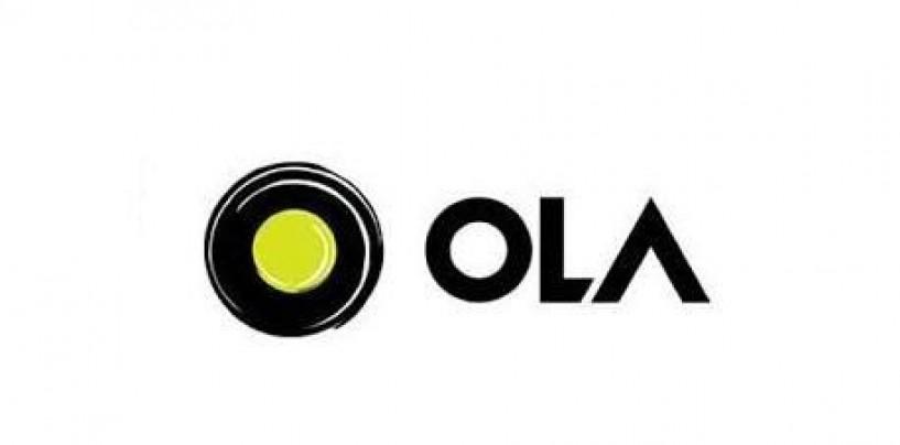 Ola, a celeb's at your doorstep!