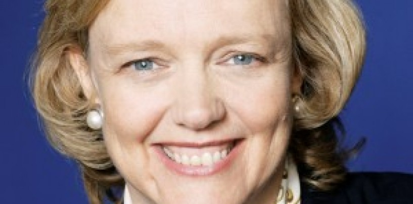 HPE CEO Meg Whitman to step down early next year; Antonio Neri to succeed