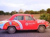 Web on Wheels – Opera flags off a free wi-fi car