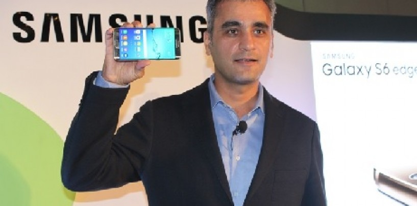 Samsung will manufacture Galaxy S6 edge+ locally for India