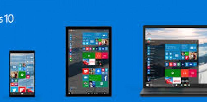 Windows 10 and IoT