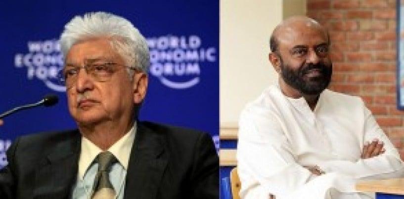Azim Premji, Shiv Nadar grace Forbes' billionaires list in IT