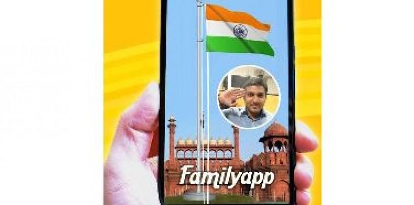This Independence Day hoist flag digitally!