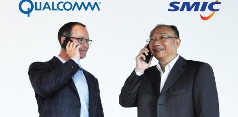 SMIC's 28nm chips power mainstream smart phones