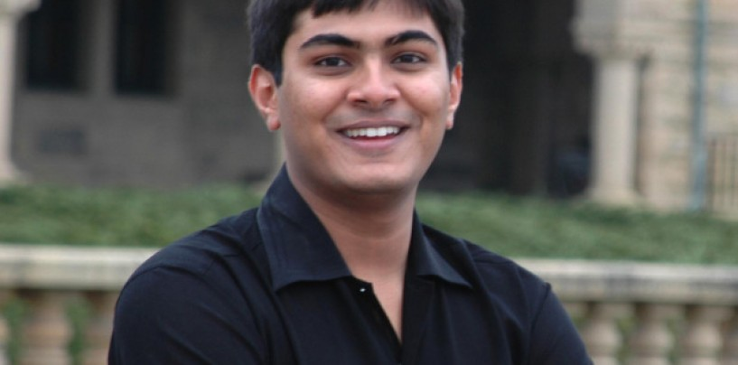 What makes Ankit Fadia the face of 'Digital India'?