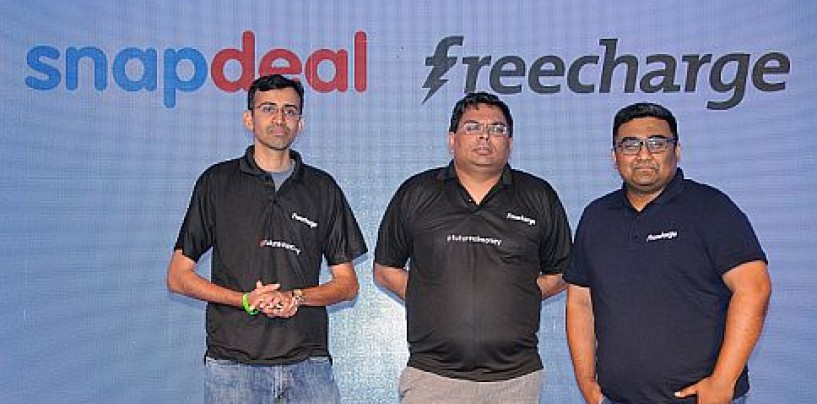 Snapdeal and FreeCharge's digital wallet bait to lure users