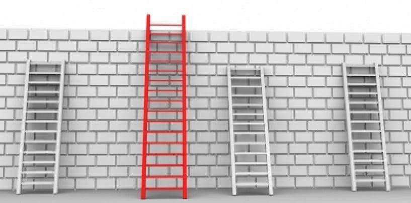 92 percent IT departments barriers against enterprise mobility