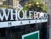 Whole Foods Market on cloud nine