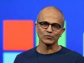 Microsoft CEO Satya Nadella earned $4.3 million as cash bonus