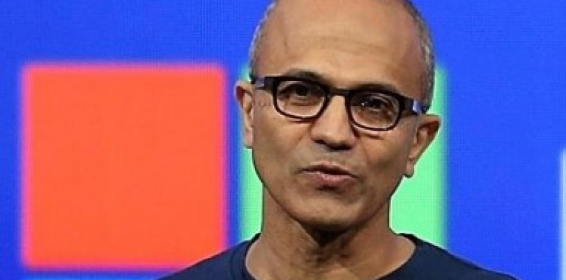 Microsoft CEO Satya Nadella earned $4.3 million as cash bonus